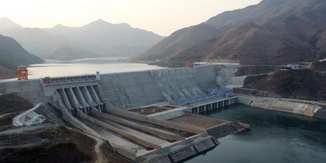 thủy điện Sơn La – thủy điện lớn nhất Đông Nam Á.
