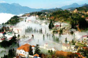"""Du lịch Sapa – Nơi được mệnh danh """"xứ sở sương mù"""""""