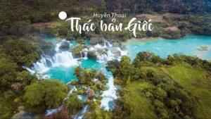 Lễ hội du lịch thác Bản Giốc 2017: Khám phá thác nước kì vĩ nhất Việt Nam.